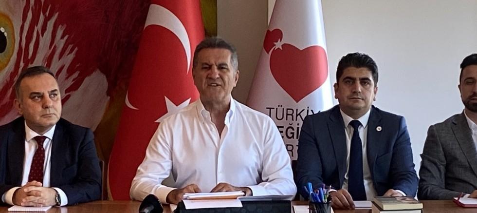 TDP Genel Başkanı Mustafa Sarıgül ''Büyük bir tuzakla karşı karşıya olabiliriz''